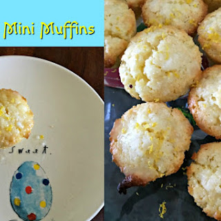 Lemon Mini Muffins Recipe