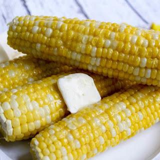 Pressure Cooker Corn on the Cob.