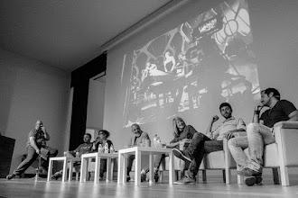 Photo: En el Órbita Laika special edition de Naukas15 están casi todos. Falta, por ejemplo, América @A_Valenzuela, que estaba liada recogiendo un premio.