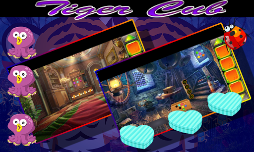 Best Game 436 If You Can Rescue - Tiger Cub Game 1.0.0 screenshots 3