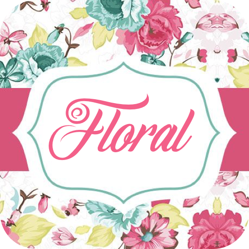 Floral Font for FlipFont , Cool Fonts Text Free