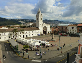 Photo: Plaza Santo Domingo