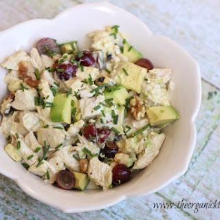 The Best Homemade Chicken Salad