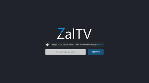 ZalTV IPTV Player 1.1.5 screenshots 1