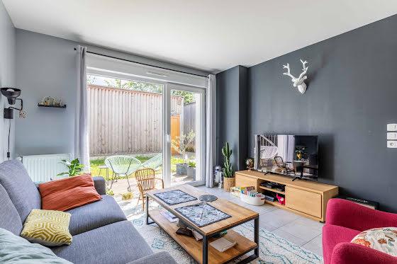 Vente maison 4 pièces 83,53 m2