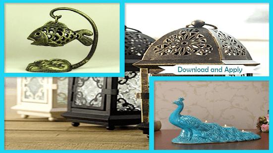 Creative Ornament Candleholders - náhled