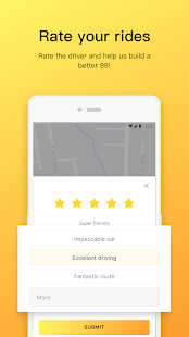 App 99 - Private Driver and Taxi APK for Windows Phone