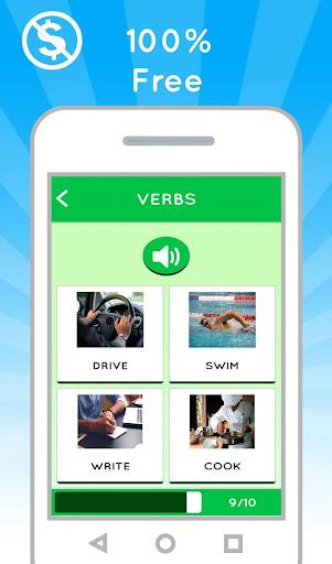Learn US English free for beginners 2.3 screenshots 2