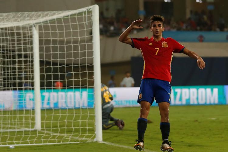 🎥 Torres a été la star de la finale de l'Euro U19 entre l'Espagne et le Portugal