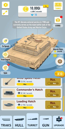 Idle Tanks 3D apkdebit screenshots 3