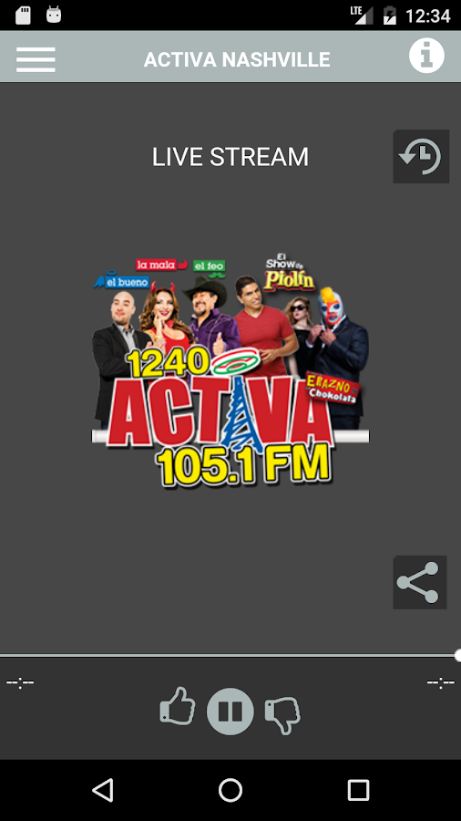 Activa Nashville- screenshot