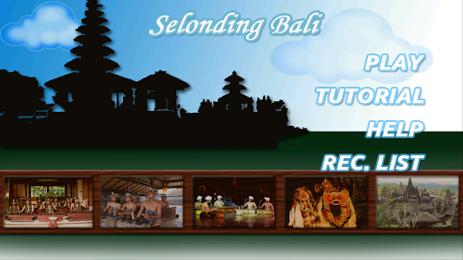 Balinese Music: Selonding