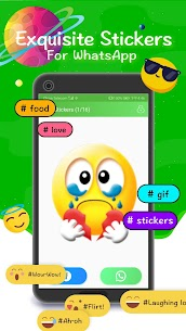 Emoji Sticker – Funny For WhatsApp 4
