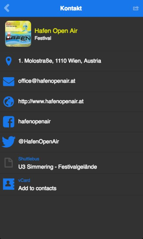 Hafen Open Air – Screenshot
