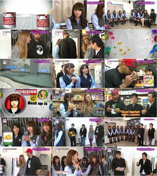 (TV-Variety)(720p) 乃木坂46えいご(のぎえいご) SP 160423