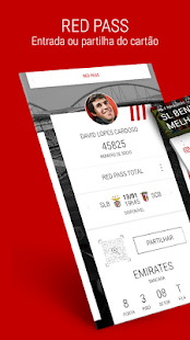 Benfica Official App- screenshot thumbnail