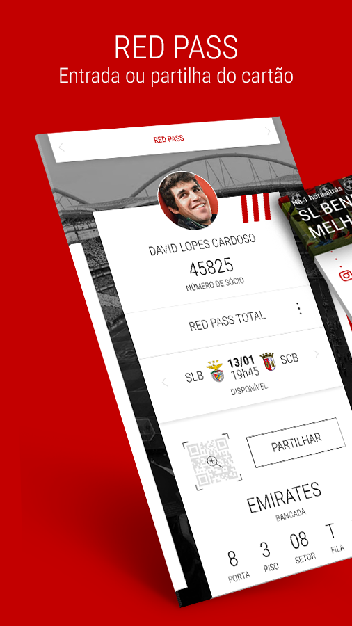 Benfica Official App- screenshot