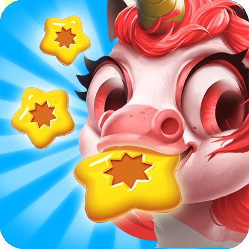 休闲のskybright魔法の爆発 LOGO-記事Game