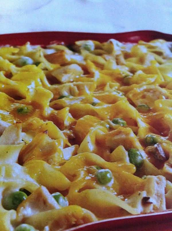 Weight Watchers Tuna Noodle Casserole