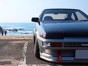 スプリンタートレノ AE86 GT-APEX 後期のカスタム事例画像 けいちゃん@さんの2020年03月19日10:18の投稿