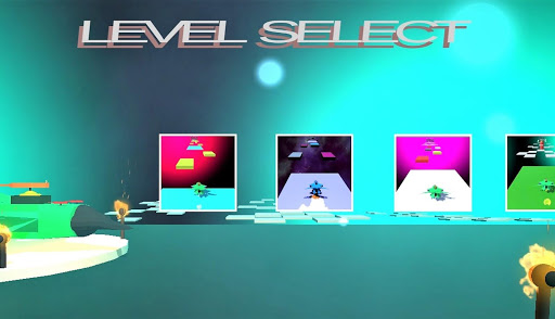 Space Drive 3D - Impossible Sky roads! (Free Game) 2.0 screenshots 2