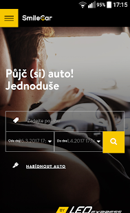 SmileCar Web App- screenshot thumbnail