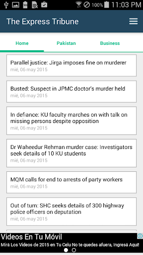 Pakistan News u067eu0627u06a9u0633u062au0627u0646  screenshots 7