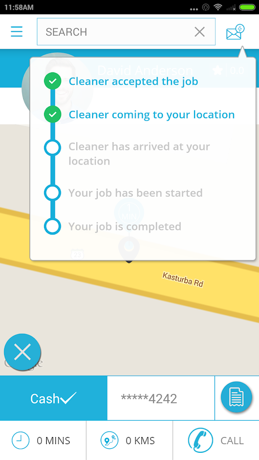 Cleaner Express- screenshot