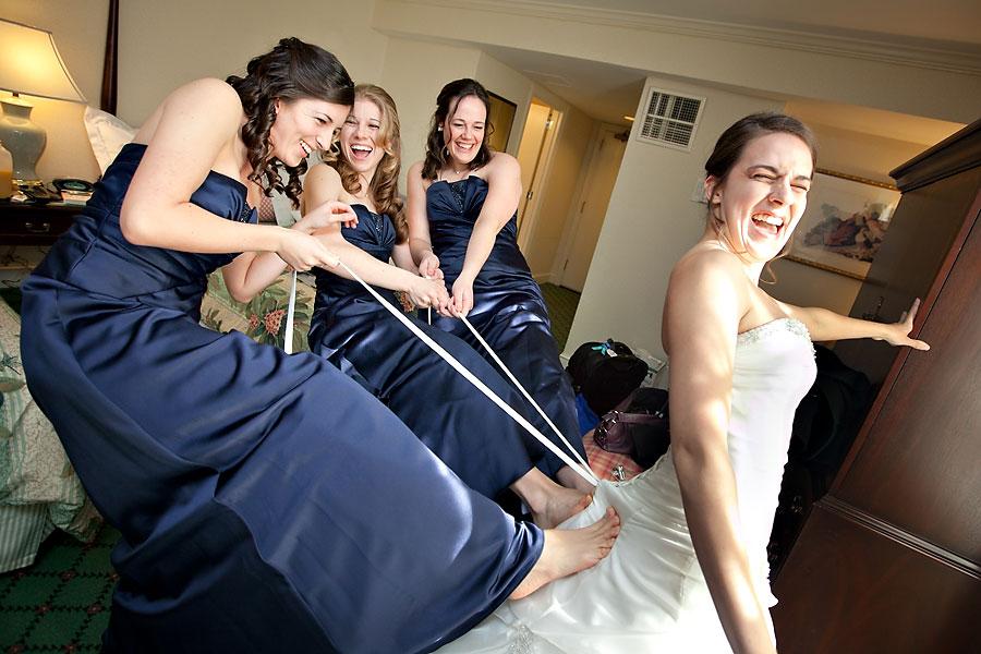by Craig Carpenter - Wedding Getting Ready
