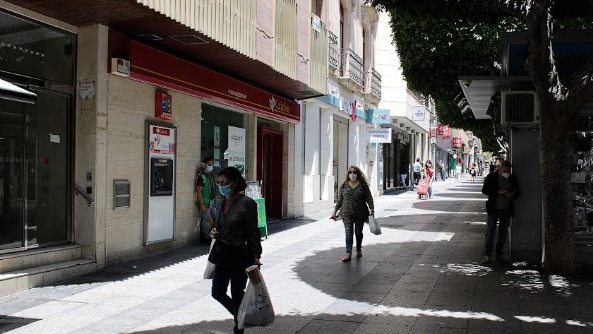 En el Distrito Almería se han curado dos personas en las últimas horas.