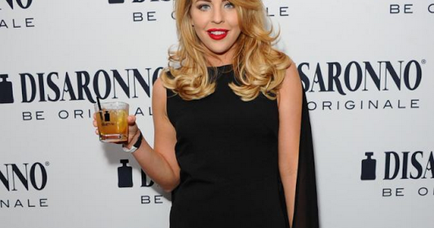 Lydia Bright is dating again
