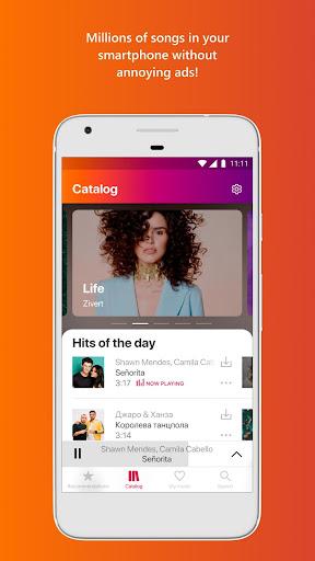 mobi music u2013 enjoy music online and offline screenshots 1
