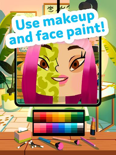 Toca Hair Salon 4 screenshot 2