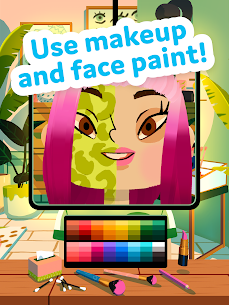 Toca Hair Salon 4 MOD (Purchased Paid Content) 2