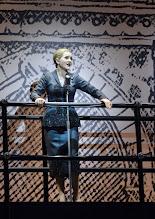 Photo: EVITA im Wiener Ronacher. Premiere am 9.3.2016. Katharine Mehrling. Copyright: Barbara Zeininger