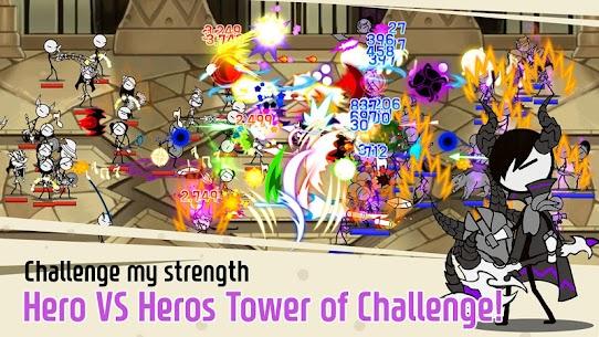Legend of the cartoon MOD (High Damage) 5