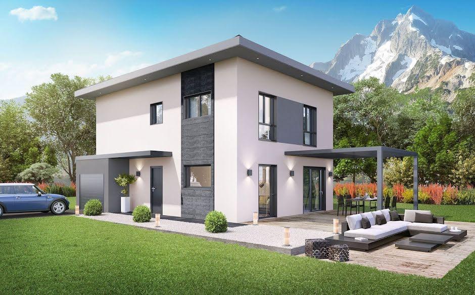 Vente maison 5 pièces 103 m² à Contamine-sur-Arve (74130), 409 600 €