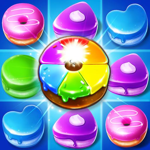 街機App|Cake Match 3 Mania LOGO-3C達人阿輝的APP