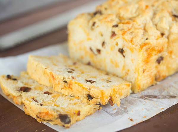 Bacon And Cheddar Beer Bread Recipe