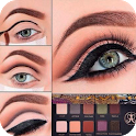 eye Makeup Step By Step 2019 icon