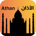 الاذان واوقات الصلاة - Athan icon