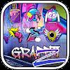 Graffiti Theme - ZERO Launcher