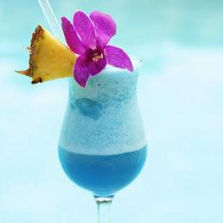 Frozen Chi-Chi Cocktail.