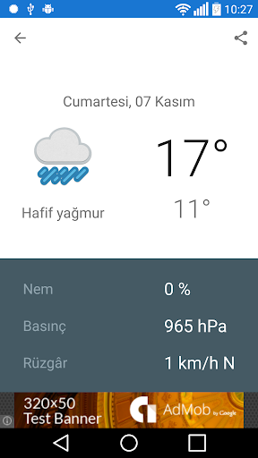 Adana - hava durumu for PC