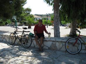 Photo: Bike ride on Meganisi
