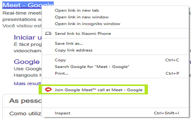 Easy Meeter for Google Meet™