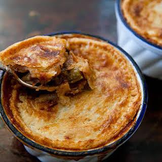 Cajun Turkey Pot Pie.
