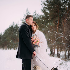 Wedding photographer Ulyana Titova (TitovaUlyana). Photo of 11.02.2018