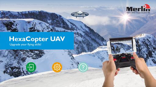 HexaCopter UAV image