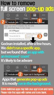 Goclean-Pop up Apk Ad detector,airpush detector 2
